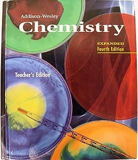 Amazon addison wesley chemistry laboratory manual addison wesley chemistry teachers edition expanded 4th edition fandeluxe Images