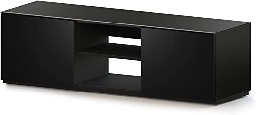 SONOROUS TRD-150 Modern Wood TV Stand