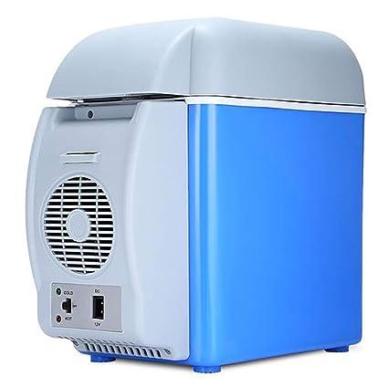 Amazon.es: LFDD Nevera Coche Compresor Mini Refrigerador De Doble ...