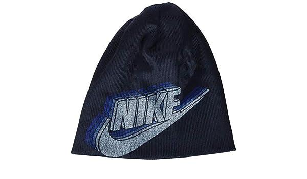 Nike Y NK Beanie Reversible - Gorra, Unisex Infantil, Multicolor ...