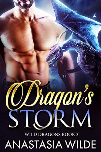 Dragon's Storm (Wild Dragons Book - Series Anastasia