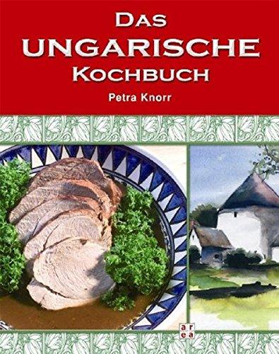 Ungarisches Kochbuch mit Musik-CD