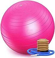 WTXDDQ Gym Ball, Balance Ball,Yoga Ball, Swiss Ball, Sports Balls,Sitting Ball, Pregnancy Ball,Pilates ,Gymnas
