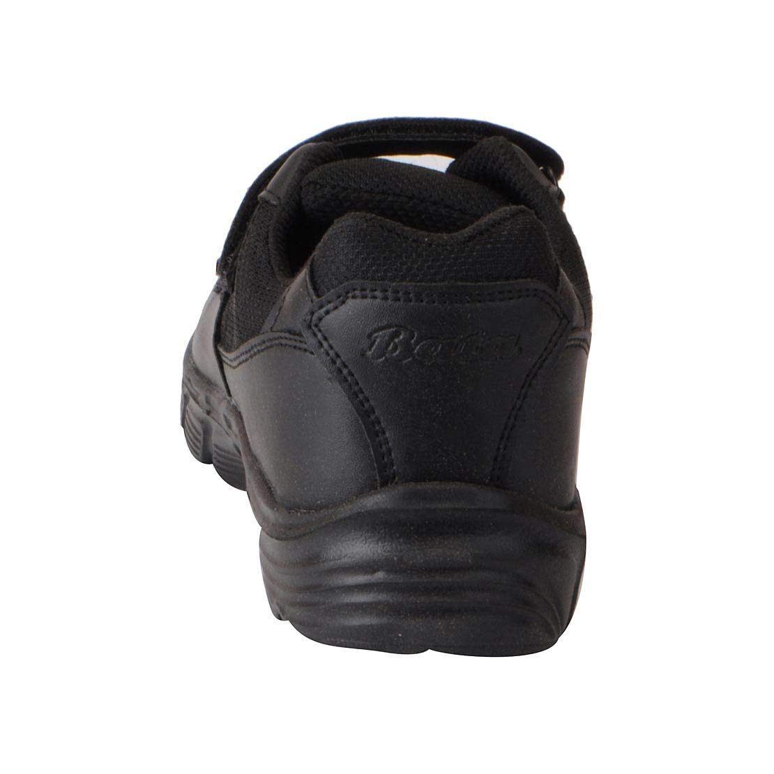 BATA Boys Black School Shoes- Buy