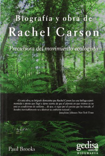 Descargar Libro Rachel Carson Paul Brooks