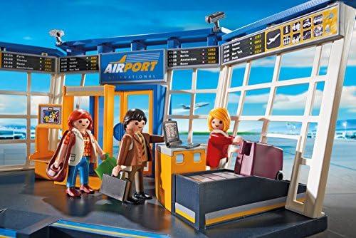 Playmobil 5338 – luchthavens met toren