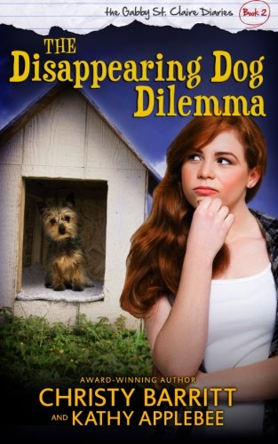 book cover of The Disappearing Dog Dilemma
