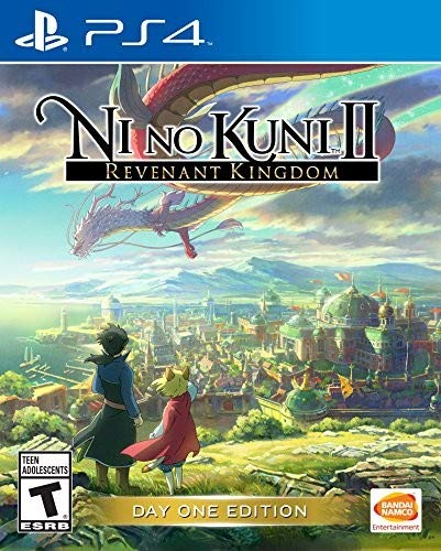 Ni no Kuni II -  Revenant Kingdom  PlayStation 4 - Day One Edition