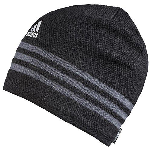 CW Structured B BLK-Mütze Herren Adidas schwarz schwarz OSFM