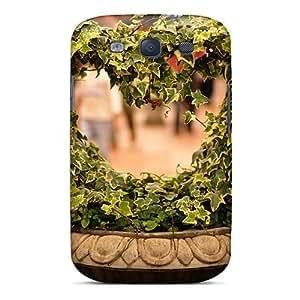 Hot Design Premium Gii7309PNwX Tpu Case Cover Galaxy S3 Protection Case(i U Nature)