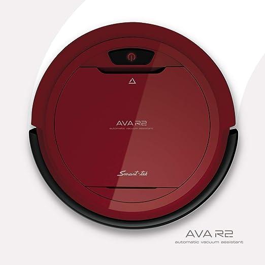 Smart-Tek Robot Aspirador Inteligente – Listo para Barrer y ...