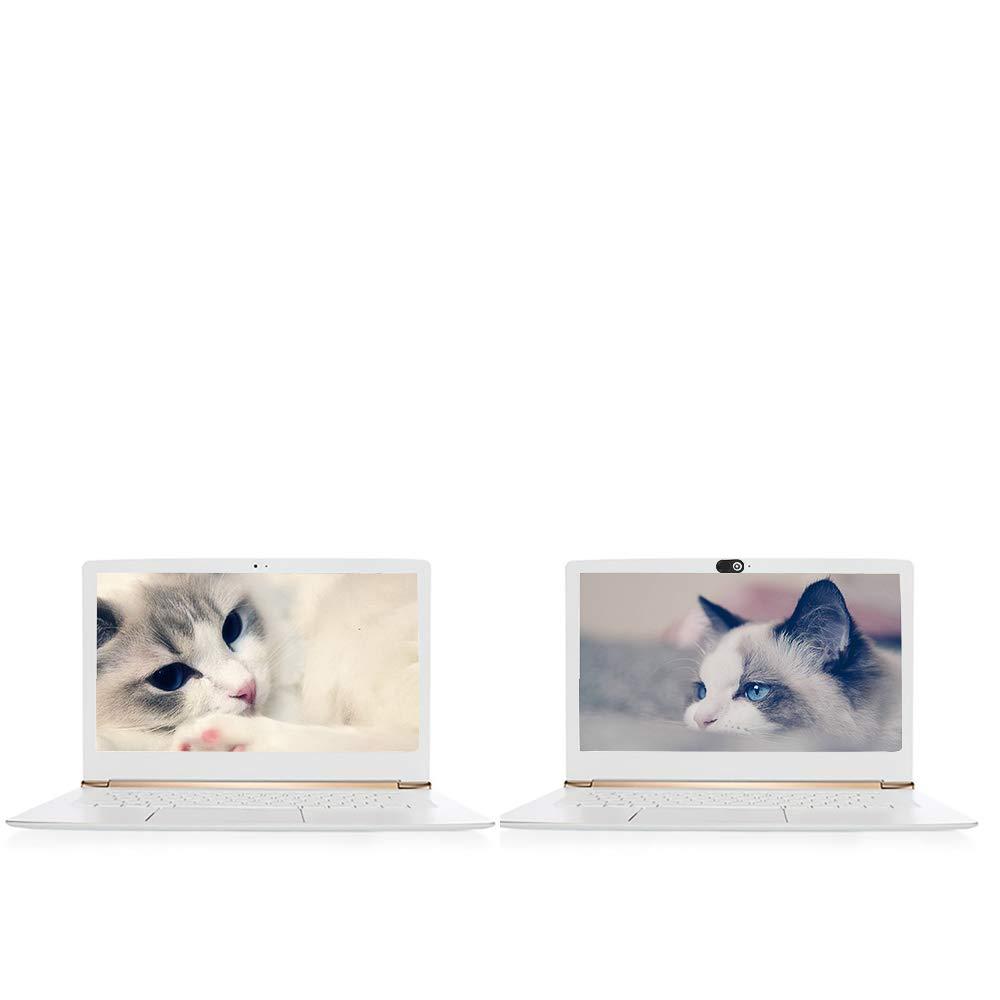 SICOOO Webcam Abdeckung-Handy Kamera (Front) Webcam Cover Laptop Notebook Kamera Abdeckung, für Privatsphäre Schutzc