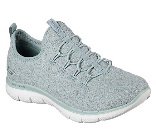 Donna Sage Skechers Appeal Skechers12907 Flex Cut Clear qYPX8q