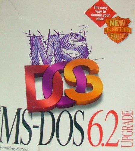UPC 093007112715, Microsoft MS-DOS 6.2 Upgrade