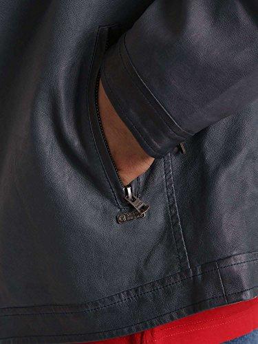 Giubbino Ecopelle Uomo Gaudì Ecopelle Giubbino Uomo Jeans Ecopelle Gaudì Jeans Giubbino Jeans Gaudì Uomo RxACB