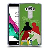 Head Case Designs Germany Vs Netherlands Football Rivalries Soft Gel Case for LG G Flex2 / Flex 2