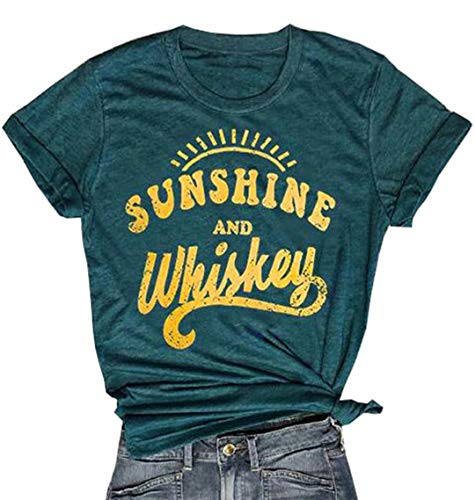 MNLYBABY Sunshine Whiskey T Shirt Letters product image
