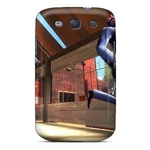Fashionable Style Case Cover Skin For Galaxy S3- Run Spy Run