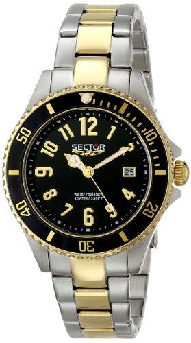 Sector Women's R3253161525 Marine Analog Display Quartz Two Tone Watch