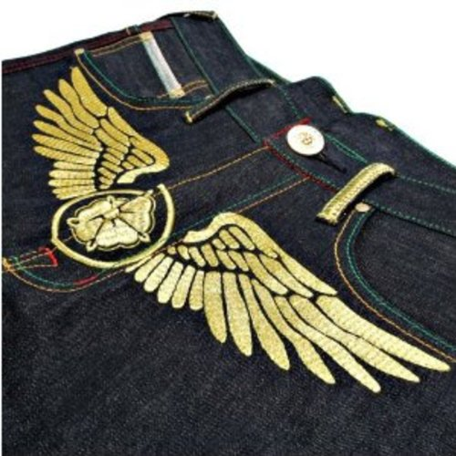 Yoropiko - Jeans - Homme bleu bleu