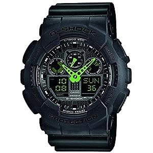 Casio G-SHOCK Reloj Analógico-Digital, 20 BAR, para Hombre 12