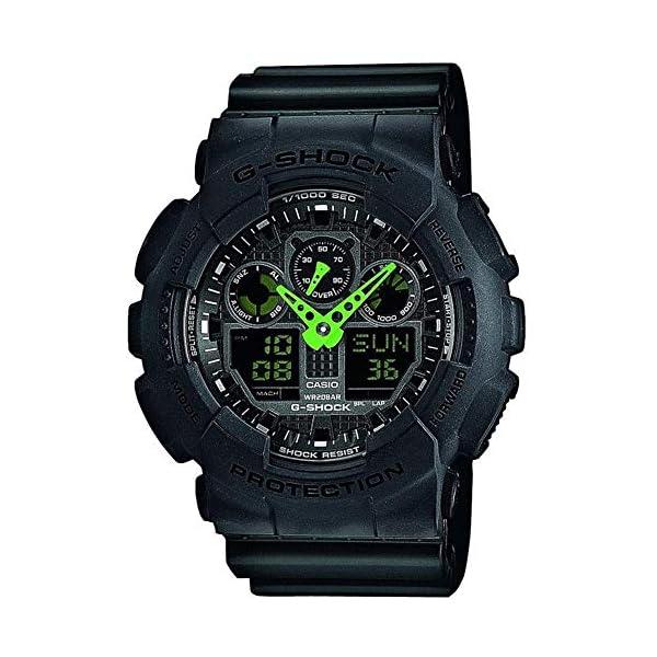 Casio G-SHOCK Reloj Analógico-Digital, 20 BAR, para Hombre 2