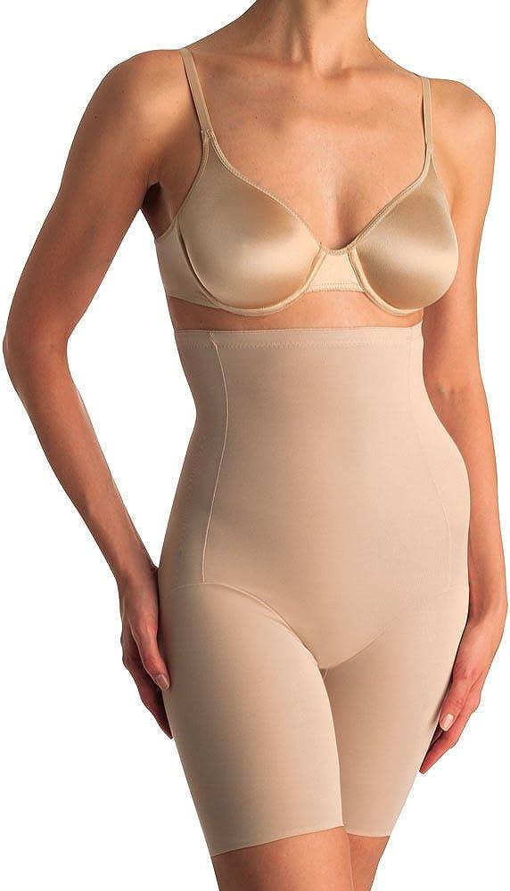 Naomi and Nicole Comfortable Firm Nude Hi-Waist Thigh Slimmer 779