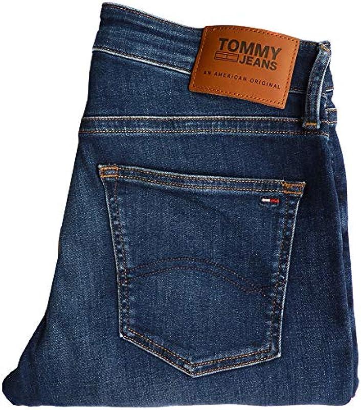Tommy Hilfiger Dżinsy ze stretchu W32/L34, Straight FIT, Ryan ASNDS: Odzież