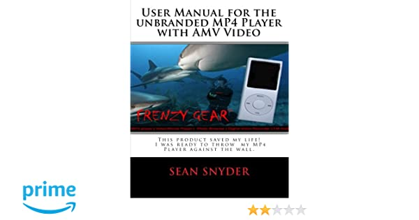 user manual for the unbranded mp4 player with amv video this rh amazon com mp3 player user manual mp4 player user manual инструкция на русском