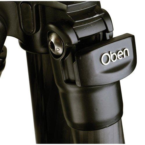Oben CT-2341 3-Section Carbon Fiber Tripod Legs