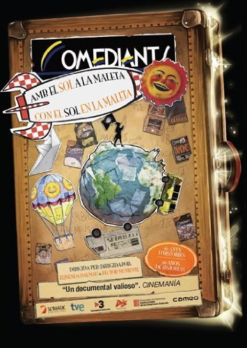 Comedians With The Sun In A Suitcase ( Comediants, amb el sol a la maleta ) [ NON-USA FORMAT, PAL, Reg.0 Import - Spain ] by Jaume Bernadet