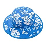 Baby BanZ UV Reversible Bucket Hat, Blue Sea Turtle, 2-5 Years