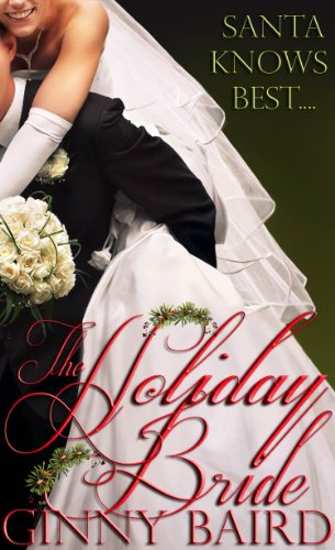 book cover of The Holiday Bride