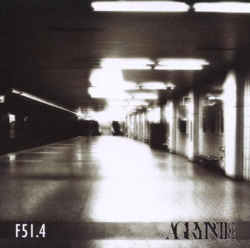 Agrypnie: F51.4 (Jewelcase) (Audio CD)