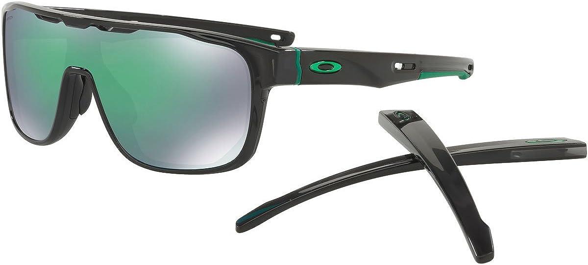 OAKLEY Crossrange Shield 938703 Gafas de sol, Negro, 1 para Hombre