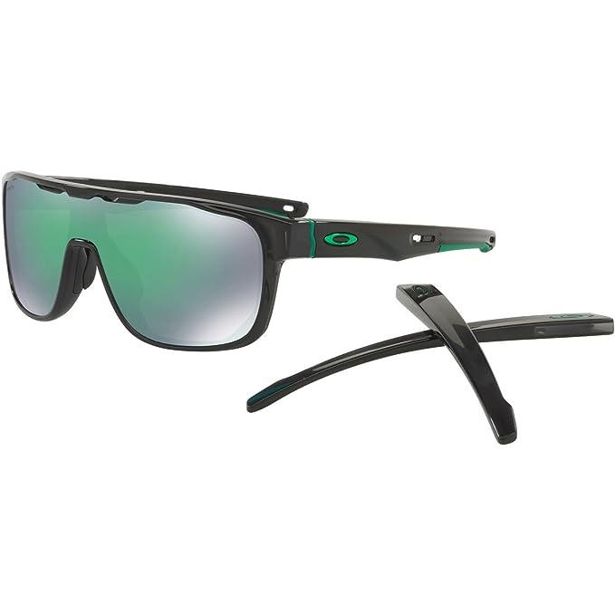 Oakley Crossrange Shield 938703 Gafas de sol, Negro, 1 para ...