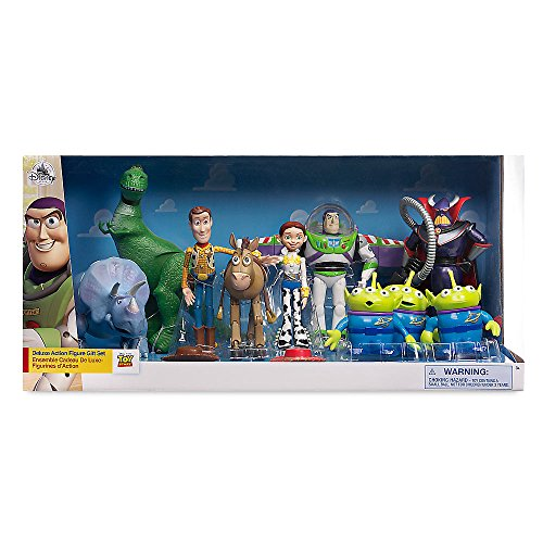 Disney Toy Story Deluxe Action Figure Gift Set