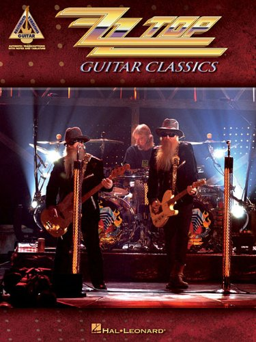 zz top songbook - 4