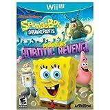SpongeBob SquarePants: Plankton's Robotic Revenge Wii U by Blizzard Entertainment