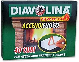 DIAVOLINA ACCENDI FUOCO 40 CUBI