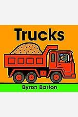 Trucks Board Book Board book