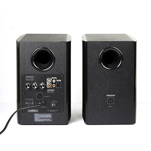 Edifier R2000DB Powered Bluetooth Bookshelf Speakers - Near-Field Studio Monitors - Optical Input - 5 inch Subwoofer - 120 Watts RMS by Edifier (Image #3)