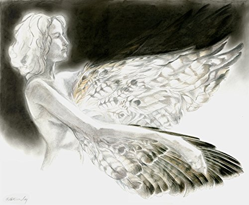 Winged Figure VII by