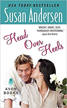 Head Over Heels (Avon Light Contemporary Romances)