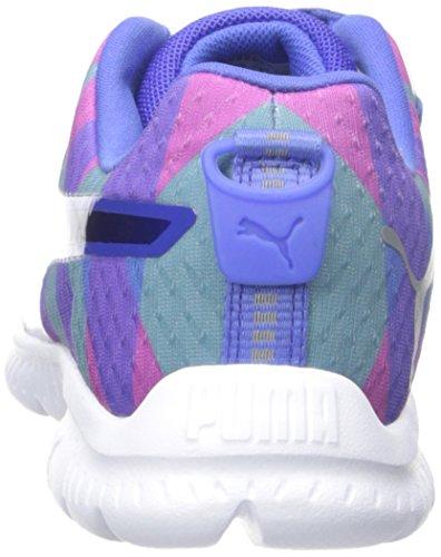 Puma Fashin Alt Triángulo de zapatos Caminar Dazzling Blue/Mint