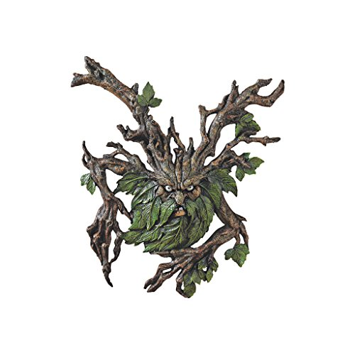 Design Toscano Crotchety Crank Tree Ent Wall - Sculpture Face Wall