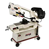 JET J-3410 7-Inch by 12-Inch 3/4-Horsepower 115-Volt Single Phase Horizontal Wet Bandsaw