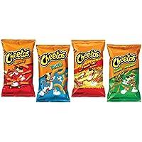 Cheetos USA Chips Pakket 4 x 226 gram (4 different flavours)