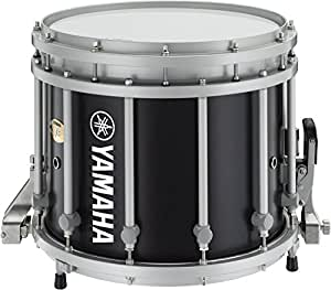 yamaha 9300 series sfz marching snare drum 14 x 12 in black forest with standard. Black Bedroom Furniture Sets. Home Design Ideas