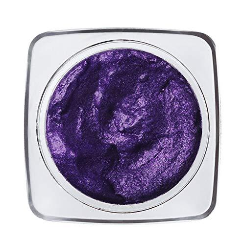 KAKALOR Jelly Gel Highlighter Make Up Concealer Shimmer Face Glow Eyeshadow Highlighte (J)